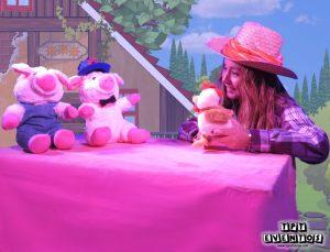 Los cuentos de Chloe: Los tres cerditos TPT EVENTOS