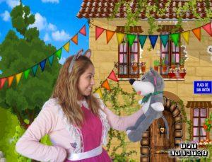 Los cuentos de Chloe: La ratita presumida TPT EVENTOS