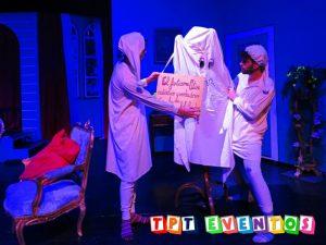 El fantasma de Canterville TPT EVENTOS
