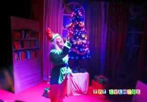 La llegada de la Navidad TPT EVENTOS